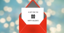 thank your customers this holiday season